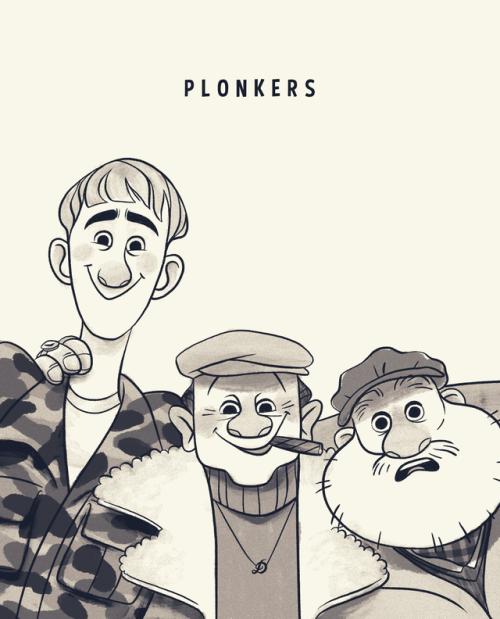 Plonkers