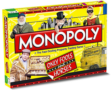 Only Fools Monopoly